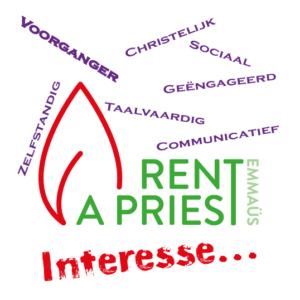 Interesse? – medewerker van Rent a Priest